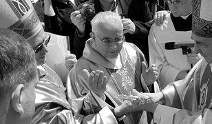 Ksiądz Eugeniusz Makulski nie żyje. Zbudował bazylikę w Licheniu, ciążyły na nim poważne zarzuty