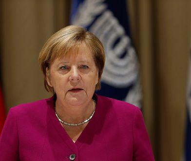 SZ: Merkel w grudniu przyjedzie po raz pierwszy do KL Auschwitz
