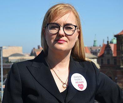 Magdalena Adamowicz: Kościół sam nie poradzi sobie z wyjaśnieniem sprawy przestępstw pedofilskich