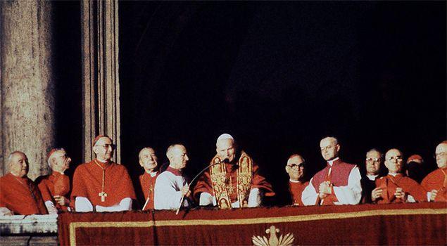 36 lat temu Karol Wojtyła został wybrany na papieża
