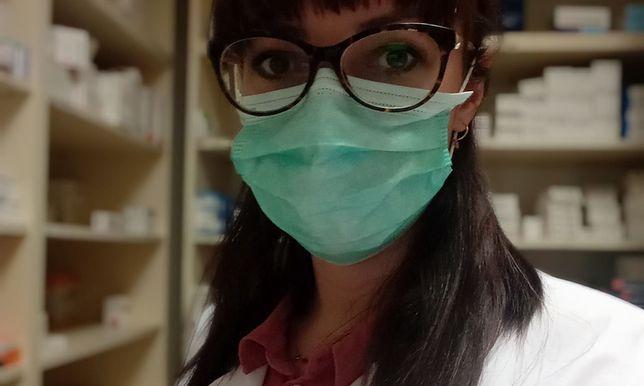 Farmaceuci. Mówią, jak wygląda ich praca w obliczu koronawirusa