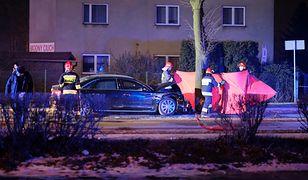 Wypadek rządowej limuzyny w Oświęcimiu