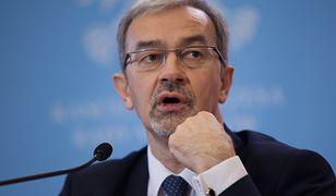 Jerzy Kwieciński w 2018 roku został ministrem inwestycji i rozwoju