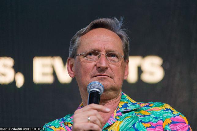 Wojciech Cejrowski kontrowersyjnie o sieci 5G
