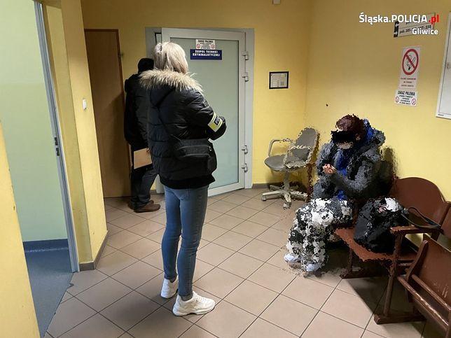 Gliwice. 35-latka próbowała okraść seniora.