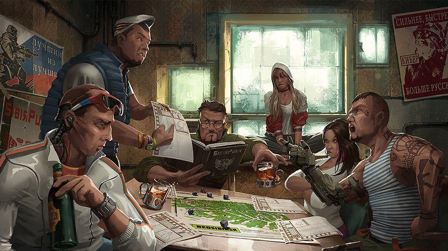 Niezapowiedziana gra w świecie SybirPunka