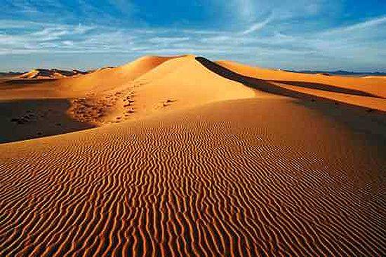 Jakie jeszcze tajemnice kryją piaski Sahary?