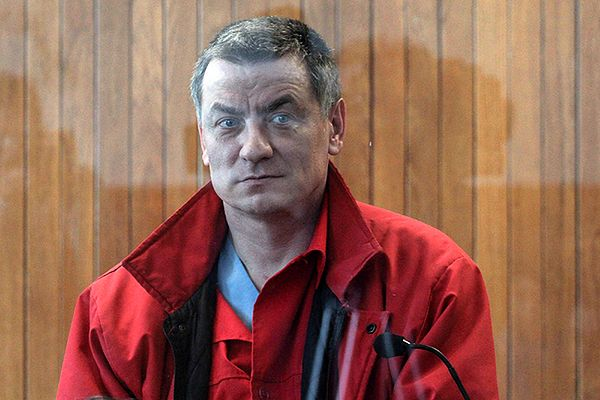 Brunon Kwiecień w sądzie