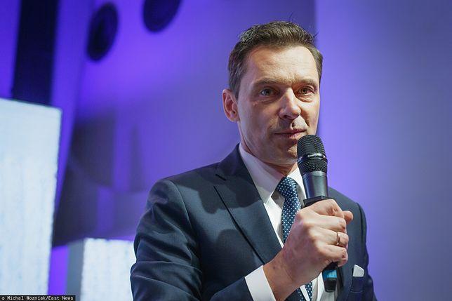 Krzysztof Ziemiec skomentował to, co dzieje się wokół TVP