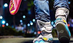 """Nike dał radę! Wyprodukował samosznurujące się buty z """"Powrotu do przyszłości"""""""