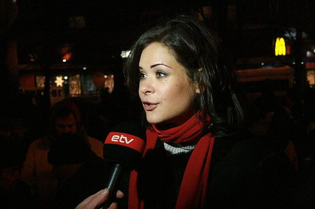 Maria Gajdar, zdjęcie archiwalne 2008 r.