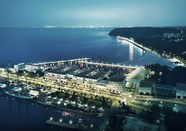 Nowa marina powstanie w Gdyni w 2017 roku - zobacz wizualizacje