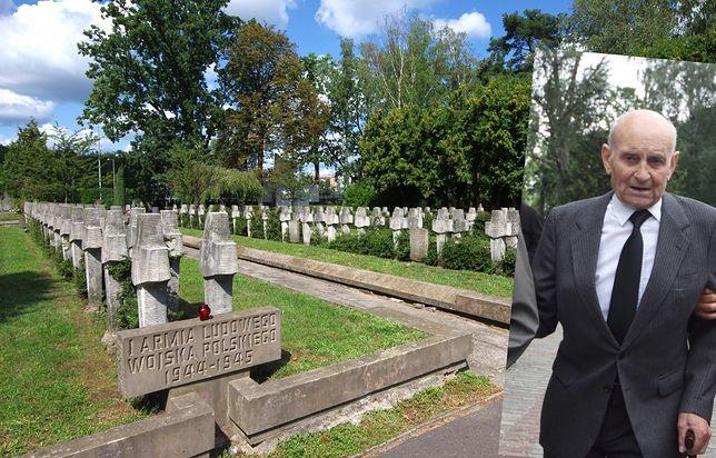 Gen. Zbigniew Nowak spocznie na Powązkach Wojskowych w Warszawie.