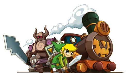 Trailer: Legend of Zelda: Spirit Tracks