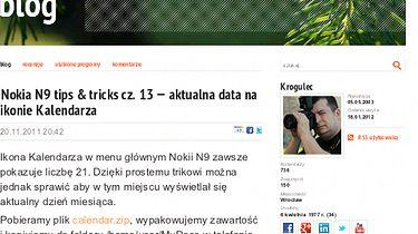 Nokia N9 tips & tricks cz. 36 — pobieranie archiwów Zip i RAR oraz plików Torrent