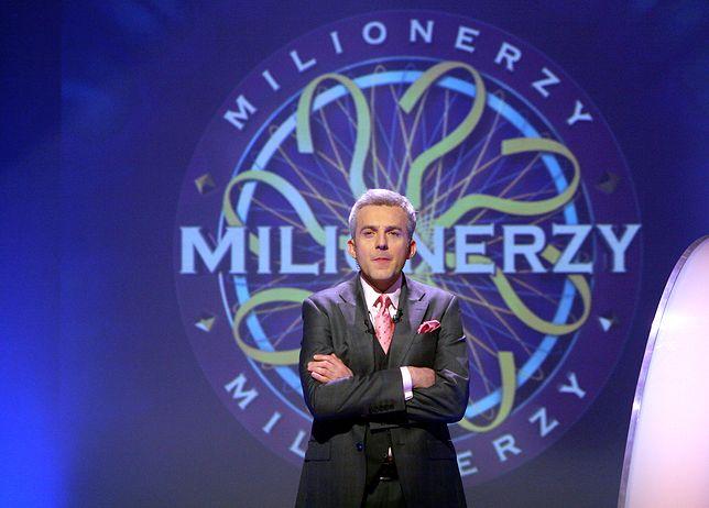 """""""Milionerzy"""" to popularny teleturniej"""