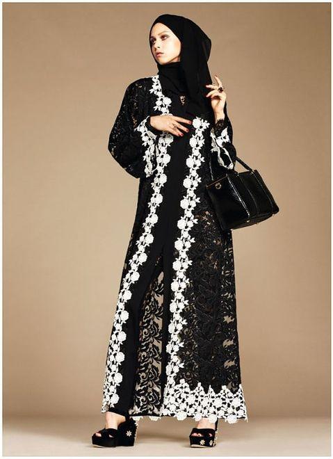 Dolce&Gabbana z kolekcją dla muzułmanek