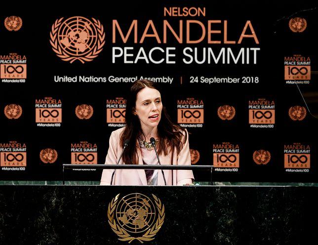 W sesji ONZ wzięła udział też córka pani premier