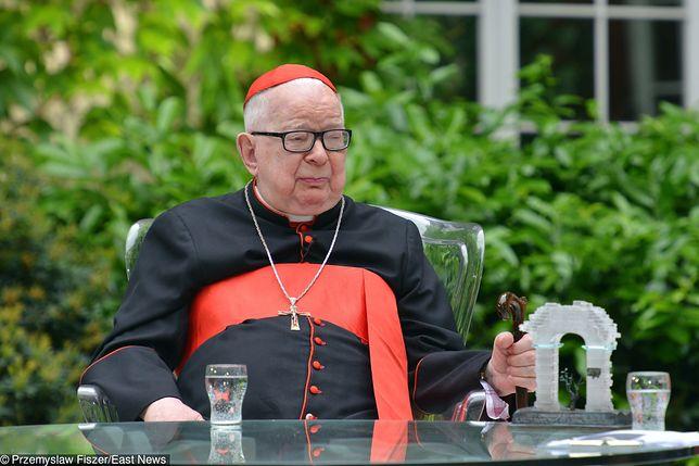 Kardynał Henryk Gulbinowicz wciąż przebywa w szpitalu