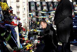 """Tusk oddał hołd Ukraińcom. """"Są inspiracją dla wszystkich"""""""