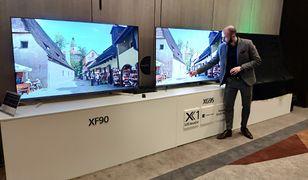 Telewizor Sony XG95 to flagowy model na 2019 rok