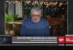 """Marek Niedźwiecki żegna 2020 rok. """"To był najgorszy rok w moim życiu"""""""