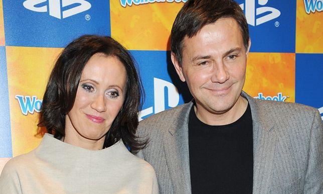 """Krzysztof Ibisz i Anna Nowak-Ibisz na spacerze z synem. """"Klasa sama w sobie"""""""