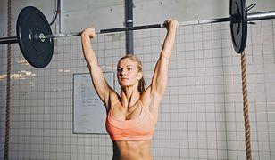 Ćwiczenia ze sztangą - przykłady i efekty