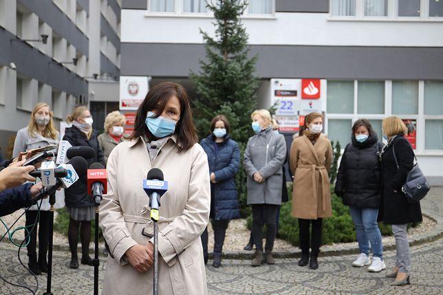 Koronawirus w Polsce. Kierownik sanepidu w Poznaniu zwolniona ze stanowiska