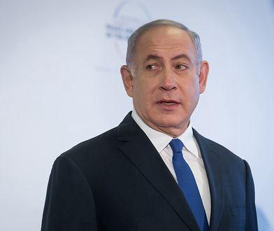 Izrael. Benjamin Netanjahu pierwszym zaszczepionym obywatelem