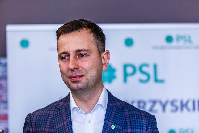 Władysław Kosiniak-Kamysz (lider PSL)