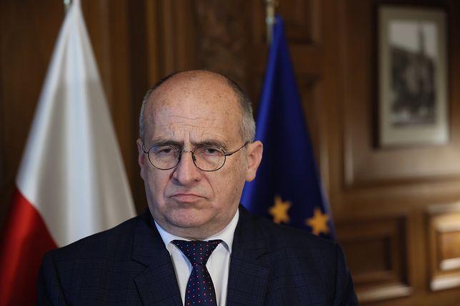 Zbigniew Rau o spotkaniu Duda-Biden