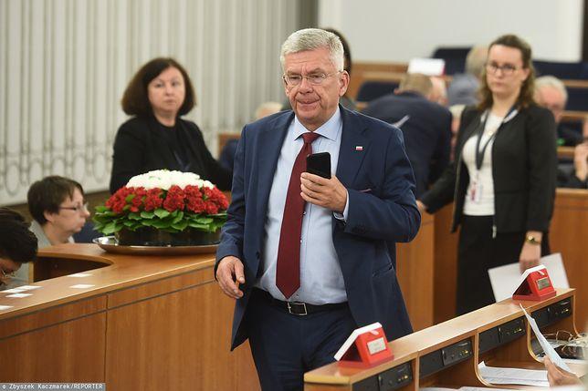 Stanisław Karczewski: wszystko na to wskazuje, że będę kandydatem na marszałka Senatu
