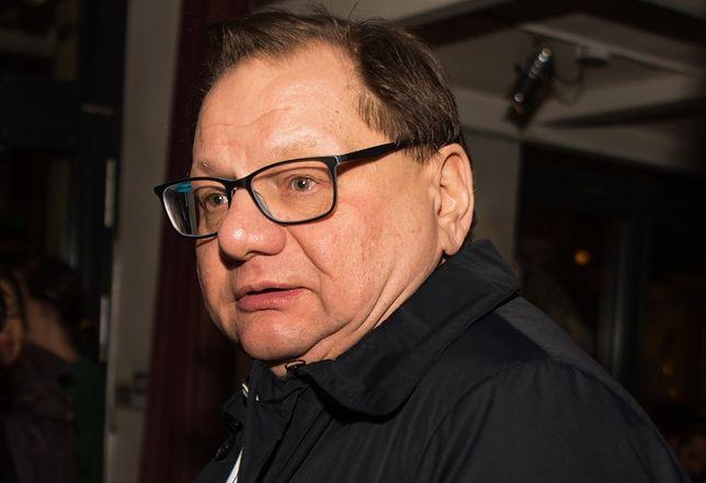 Ryszard Kalisz uważa, że na jego żonie dokonano medialnego linczu