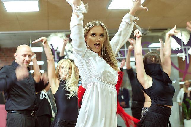 Agnieszka Kaczorowska tylko dla mężczyzn! Tancerka przygotowała coś specjalnie dla panów