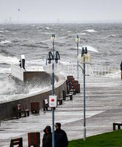 Niebezpieczna pogoda w Polsce. Sunie niż Tymoteusz. Mamy prognozę IMGW