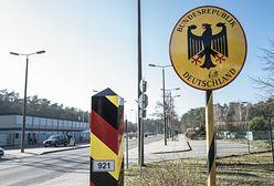 """Niemieccy prawicowi ekstremiści zatrzymani na granicy. """"Absolutnie przerażające"""""""