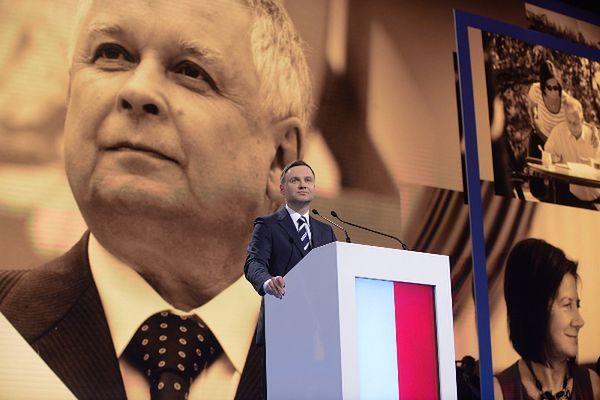 Kamiński: Jarosław Kaczyński przestraszył się tych wyborów