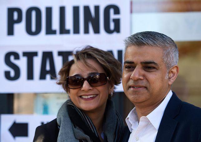 Sky News: kandydat Partii Pracy Sadiq Khan nowym burmistrzem Londynu