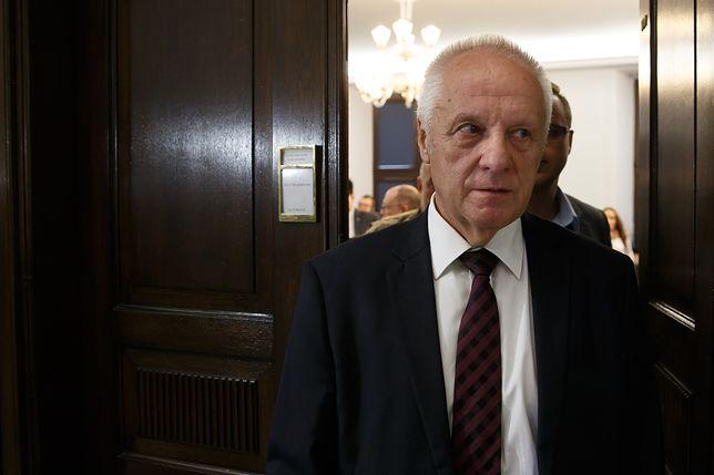 Sprawa Stefana Niesiołowskiego posłużyła PiS do przykrycia medialnego kłopotów Jarosława Kaczyńskiego ze spółką Srebrna.