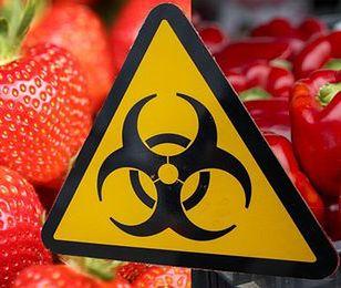 Lizaki, które przepalają obrus. Tak Telewizja Republika straszy trującą żywnością i obwinia... rząd PO
