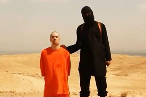 Starania o ustalenie tożsamości dżihadysty z brytyjskim akcentem