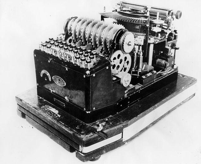 Awaryjna Enigma H