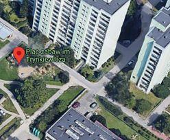 Przeglądał Mapy Google'a, gdy to zobaczył. Szok w Warszawie