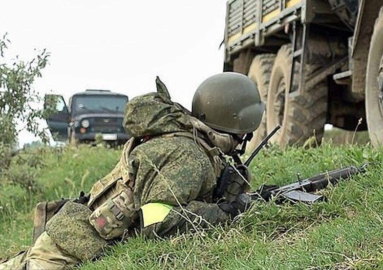 Celem ataku mieli być funkcjonariusze rosyjskich organów ścigania