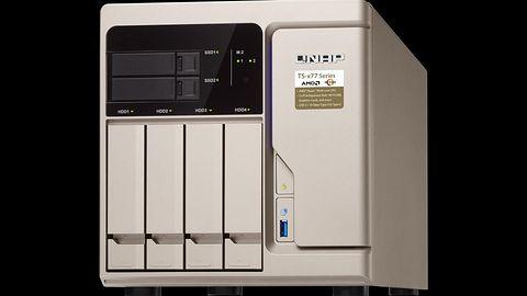QNAP TS-x77 – pierwszy na świecie NAS z procesorem Ryzen