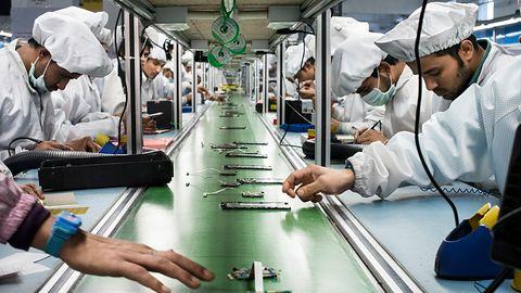 iPhone: zdemolowana fabryka w Indiach. Pracownicy mają dość wyzysku