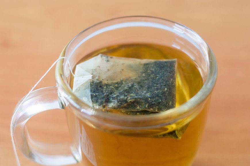Nietypowy dodatek do herbaty