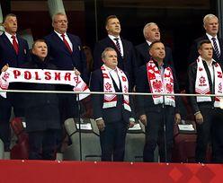 Internauci zażenowani. Zdjęcia Andrzeja Dudy z meczu obiegły sieć