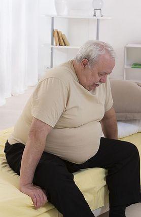 Nowotwory, których przyczyną może być otyłość. Ryzyko wzrasta z każdym kilogramem